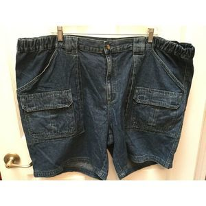 CROFT & BARROW  cargo denim short size 52